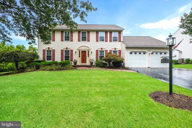 226 Summerwind Lane, HARLEYSVILLE, PA 19438 (#PAMC622640) :: Keller Williams Realty - Matt Fetick Team