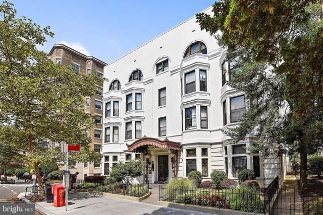 1669 Columbia Road NW #201, WASHINGTON, DC 20009 (#DCDC439590) :: Crossman & Co. Real Estate