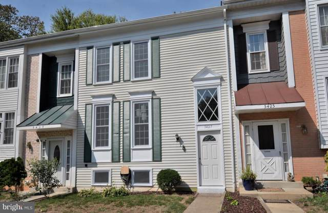 5427 Safe Harbor Court, FAIRFAX, VA 22032 (#VAFX1085556) :: The Speicher Group of Long & Foster Real Estate