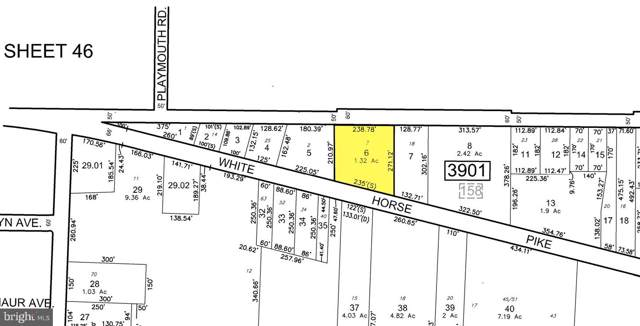 287 S White Horse Pike, HAMMONTON, NJ 08037 (#NJAC111312) :: The Dailey Group