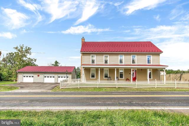 88 Hunterstown Hampton Road, GETTYSBURG, PA 17325 (#PAAD108404) :: Liz Hamberger Real Estate Team of KW Keystone Realty