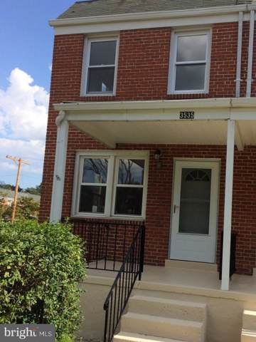 3535 Benzinger Road, BALTIMORE, MD 21229 (#MDBA481508) :: Jennifer Mack Properties