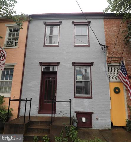 124 W 5TH Street, FREDERICK, MD 21701 (#MDFR252374) :: John Smith Real Estate Group