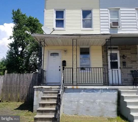 2103 Hollins Ferry Road, BALTIMORE, MD 21230 (#MDBA481514) :: Jennifer Mack Properties