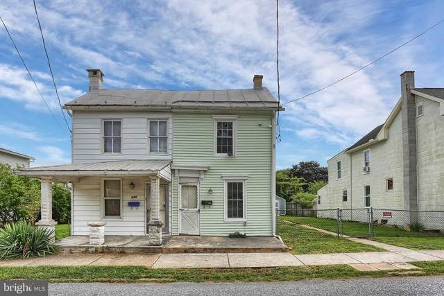 117 S Washington Street, MECHANICSBURG, PA 17055 (#PACB116930) :: ExecuHome Realty