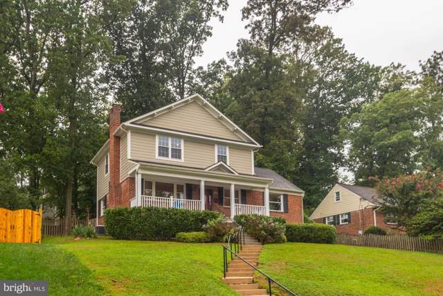 7301 Woodley Place, FALLS CHURCH, VA 22046 (#VAFX1085642) :: RE/MAX Cornerstone Realty