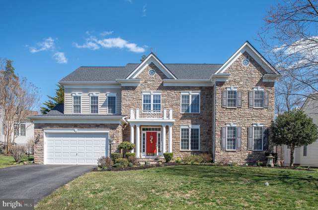 3 Gristmill Drive, STAFFORD, VA 22554 (#VAST214476) :: ExecuHome Realty