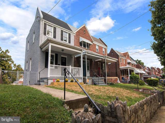 1644 40TH Street SE, WASHINGTON, DC 20020 (#DCDC439634) :: The Daniel Register Group