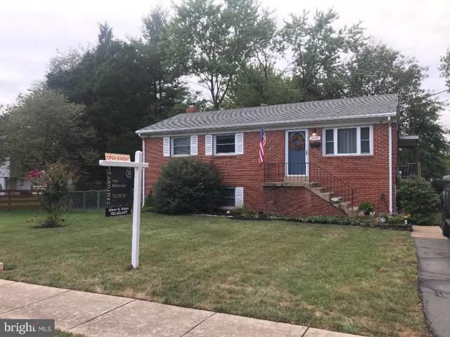 9422 Westmoreland Avenue, MANASSAS, VA 20110 (#VAPW477326) :: Pearson Smith Realty