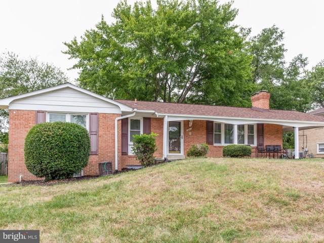 6907 Eagleton Lane, FORT WASHINGTON, MD 20744 (#MDPG541134) :: Corner House Realty