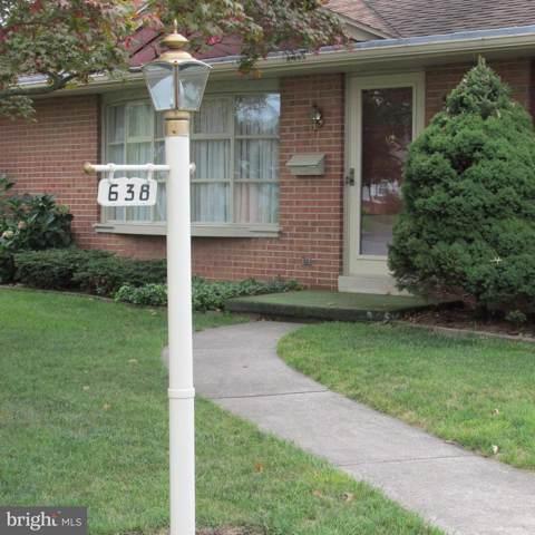 638 E Hummelstown Street, ELIZABETHTOWN, PA 17022 (#PALA138960) :: The Joy Daniels Real Estate Group