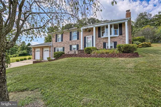 2104 Wentworth Drive, BEL AIR, MD 21015 (#MDHR237862) :: Viva the Life Properties