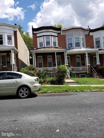 421 S Augusta Avenue, BALTIMORE, MD 21229 (#MDBA481582) :: Jim Bass Group of Real Estate Teams, LLC