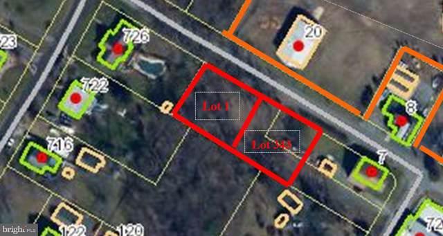 Lot 1 Louisa Lane, CHARLESTOWN, MD 21914 (#MDCC165788) :: LoCoMusings