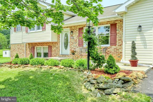 4833 Zeiglers Church Road, SPRING GROVE, PA 17362 (#PAYK123816) :: The Craig Hartranft Team, Berkshire Hathaway Homesale Realty