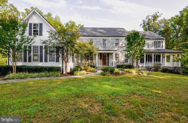 100 Falling Creek Drive, STAFFORD, VA 22554 (#VAST214494) :: The Maryland Group of Long & Foster Real Estate