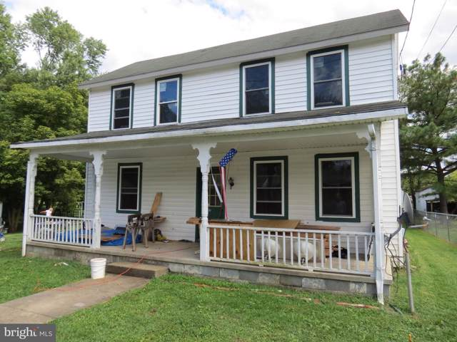 60 Prospect Street, SPRINGFIELD, WV 26763 (#WVHS113118) :: Blue Key Real Estate Sales Team