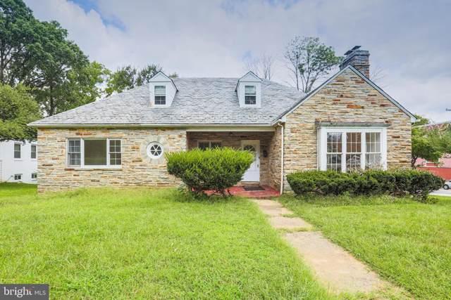 6901 Park Heights Avenue, BALTIMORE, MD 21215 (#MDBA481650) :: Colgan Real Estate