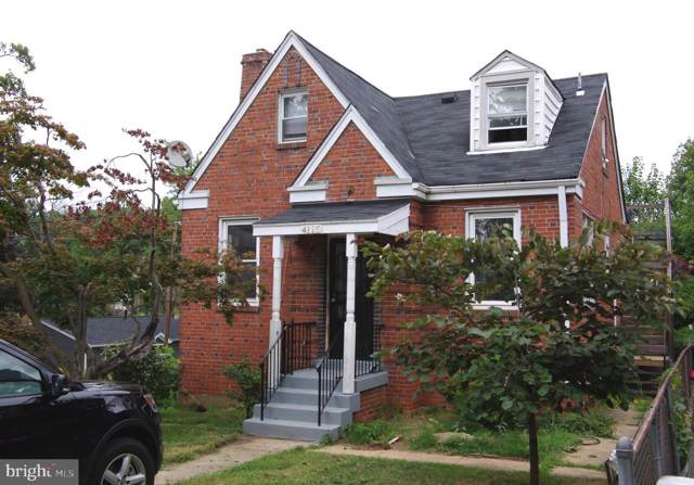 4115 54TH Street, BLADENSBURG, MD 20710 (#MDPG541236) :: Viva the Life Properties