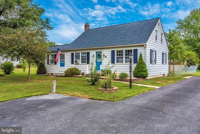 56 2ND Avenue, EMMITSBURG, MD 21727 (#MDFR252428) :: Great Falls Great Homes