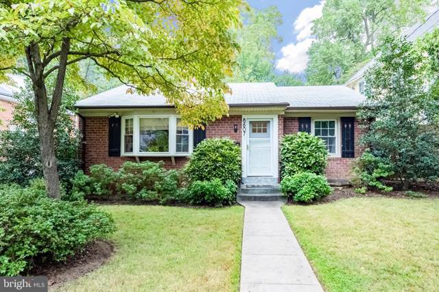 8607 Mayfair Place, SILVER SPRING, MD 20910 (#MDMC676032) :: The Licata Group/Keller Williams Realty