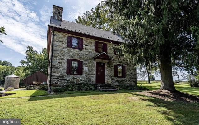 1450 Doe Run Road, COATESVILLE, PA 19320 (#PACT487540) :: The Dailey Group