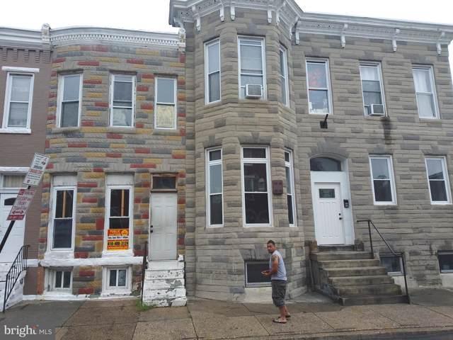 2103 Barclay Street, BALTIMORE, MD 21218 (#MDBA481694) :: Keller Williams Pat Hiban Real Estate Group