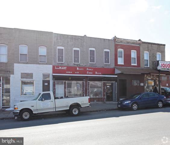 2525 E Monument Street, BALTIMORE, MD 21205 (#MDBA481696) :: The Licata Group/Keller Williams Realty