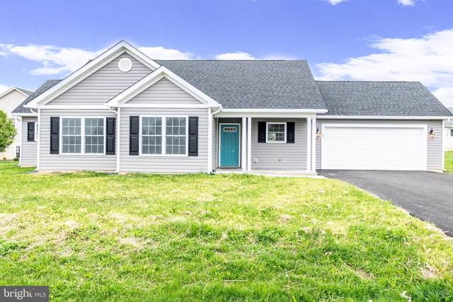 73 Preakness Place, MARTINSBURG, WV 25405 (#WVBE170734) :: The Vashist Group