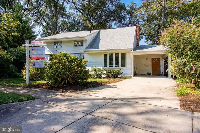 815 Bowie Road, ROCKVILLE, MD 20852 (#MDMC676066) :: The Licata Group/Keller Williams Realty