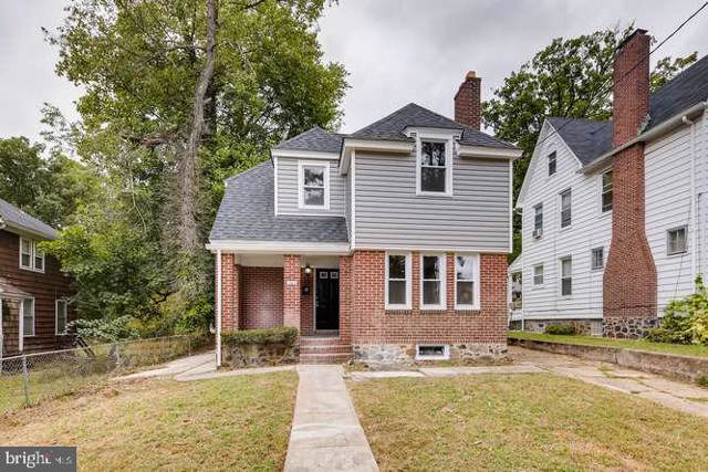 3214 Howard Park Avenue, BALTIMORE, MD 21207 (#MDBA481762) :: Corner House Realty