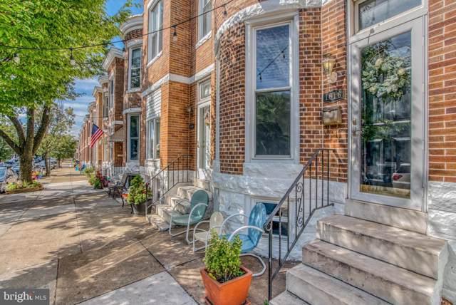 1616 Jackson Street, BALTIMORE, MD 21230 (#MDBA481774) :: The Licata Group/Keller Williams Realty