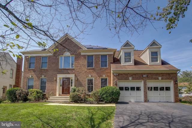 128 Englefield Drive, GAITHERSBURG, MD 20878 (#MDMC676156) :: Tessier Real Estate
