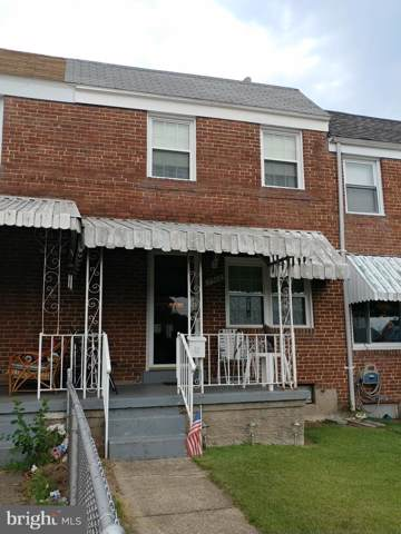 7502 Rabon Avenue, BALTIMORE, MD 21222 (#MDBC470186) :: Advance Realty Bel Air, Inc
