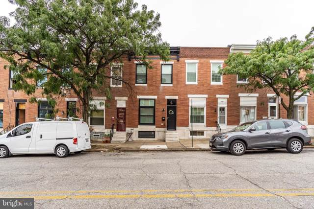 3723 Foster Avenue, BALTIMORE, MD 21224 (#MDBA481838) :: Bruce & Tanya and Associates
