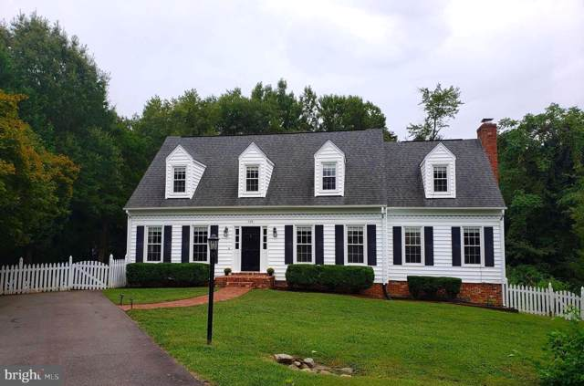 328 Sycamore Drive, FREDERICKSBURG, VA 22408 (#VASP215778) :: Jacobs & Co. Real Estate