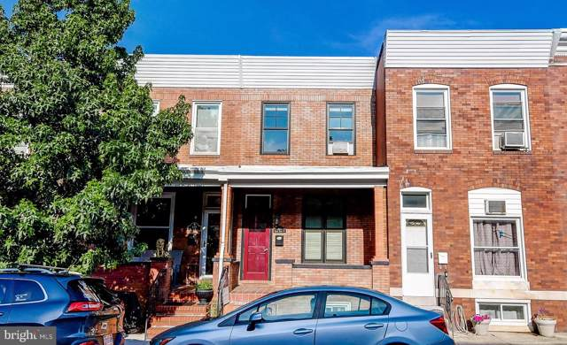 621 S Eaton Street, BALTIMORE, MD 21224 (#MDBA481878) :: Bruce & Tanya and Associates