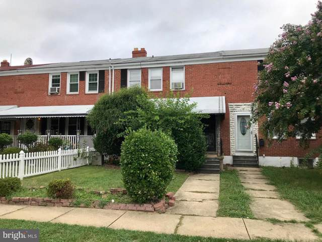 4012 Annellen Road, BALTIMORE, MD 21215 (#MDBA481884) :: Colgan Real Estate