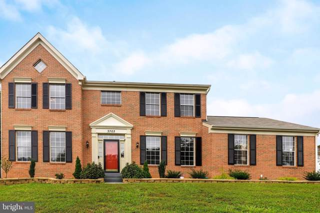 3703 Thomasson Crossing Drive, TRIANGLE, VA 22172 (#VAPW477542) :: The Licata Group/Keller Williams Realty