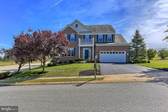 25 Hickory Ridge Circle, YORK, PA 17404 (#PAYK124004) :: The Matt Lenza Real Estate Team