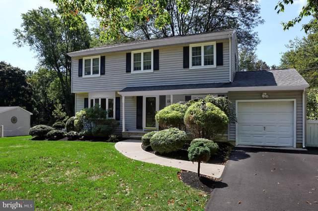 22 Brooktree Road, EAST WINDSOR, NJ 08520 (#NJME284782) :: REMAX Horizons