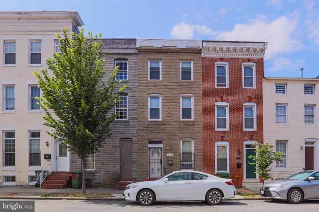 1207 W Lombard Street, BALTIMORE, MD 21223 (#MDBA481920) :: The Licata Group/Keller Williams Realty
