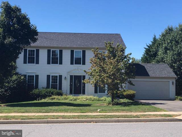 100 Ivy Hill Drive, MIDDLETOWN, MD 21769 (#MDFR252560) :: Keller Williams Pat Hiban Real Estate Group