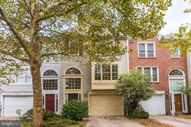 8550 Woodland Manor Drive, LAUREL, MD 20724 (#MDAA411526) :: Eng Garcia Grant & Co.