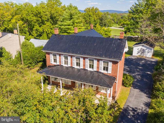 122 S Church Street, BERRYVILLE, VA 22611 (#VACL110722) :: Great Falls Great Homes