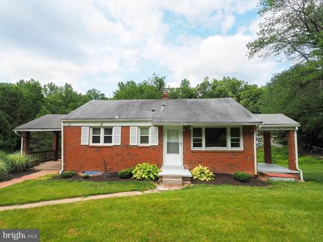1693 Garrisonville Road, STAFFORD, VA 22556 (#VAST214572) :: Radiant Home Group