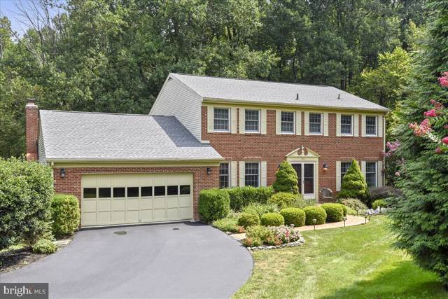 331 Club View Drive, GREAT FALLS, VA 22066 (#VAFX1086366) :: Great Falls Great Homes
