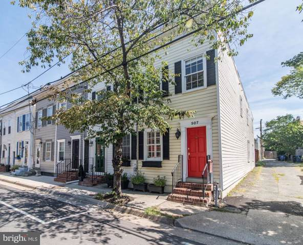 507 N Patrick Street, ALEXANDRIA, VA 22314 (#VAAX239166) :: The Speicher Group of Long & Foster Real Estate