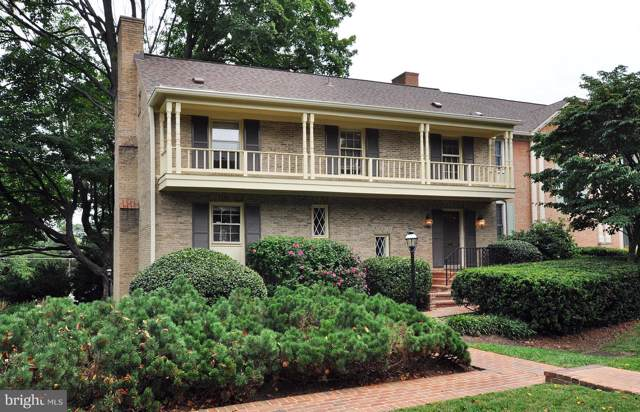 10919 Wickshire Way H-1, ROCKVILLE, MD 20852 (#MDMC676340) :: The Licata Group/Keller Williams Realty
