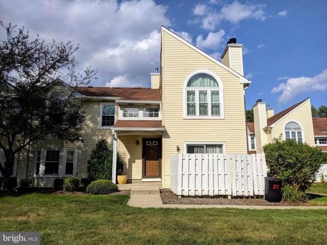 22 Powell Court, HIGHTSTOWN, NJ 08520 (#NJME284862) :: The Matt Lenza Real Estate Team